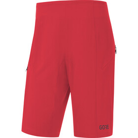 GORE WEAR C3 Trail Shorts Damen hibiscus pink
